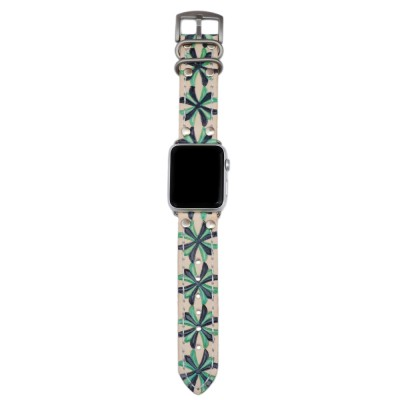 Genuine Leather Apple Watch Band - 38mm, 40mm, 42mm, 44mm (SKU: PN0756AW)