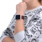 Quartz Apple Watch Strap - 38mm, 40mm, 42mm, 44mm (SKU: PN0063AW)