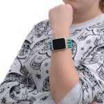 Turquoise Apple Watch Band - 38mm, 40mm, 42mm, 44mm (SKU: PN0072AW)