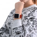 Agate Apple Watch Band 38mm, 40mm, 42mm, 44mm (SKU PN0089AW)