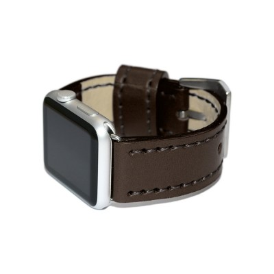 Apple Watch Band - Leather - 38mm, 40mm, 42mm, 44mm (SKU: PN0119AW)