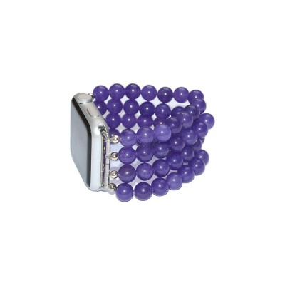 Amethyst Apple Watch Strap - 38mm, 40mm, 42mm, 44mm (SKU: PN0131AW)