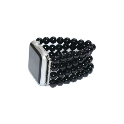 Glass Pearl Apple Watch Band - 38mm, 40mm, 42mm, 44mm (SKU: PN0135AW)
