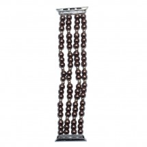 Glass Pearl Apple Watch Band  - 38mm 40mm 42mm 44mm – PN0147AW