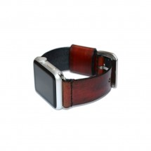 Red Apple Watch Band - 38mm 40mm 42mm 44mm – PN0173AW