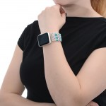 Turquoise Apple Watch Strap - 38mm, 40mm, 42mm, 44mm (SKU: PN0400AW)