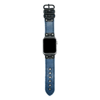 Apple Watch Strap Leather - 38mm, 40mm, 42mm, 44mm (SKU: PN0523AW)