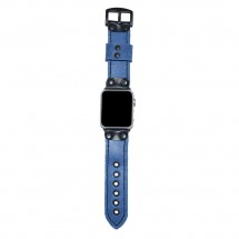 Genuine Leather Apple Watch Band - 38mm 40mm 42mm 44mm – PN0559AW