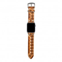 Genuine Leather Apple Watch Band - 38mm 40mm 42mm 44mm – PN0594AW
