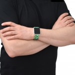 Genuine Leather Apple Watch Band - 38mm, 40mm, 42mm, 44mm (SKU: PN0598AW)
