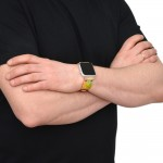 Genuine Leather Apple Watch Band - 38mm, 40mm, 42mm, 44mm (SKU: PN0630AW)