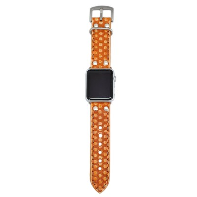 Tan Apple Watch Strap Leather - 38mm, 40mm, 42mm, 44mm (SKU: PN0651AW)