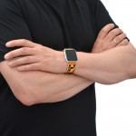 Genuine Leather Apple Watch Band - 38mm, 40mm, 42mm, 44mm (SKU: PN0664AW)