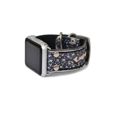 Apple Watch Band - Leather - 38mm, 40mm, 42mm, 44mm (SKU: PN0666AW)