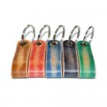 Black Leather Key Holder (SKU: PN0158L)