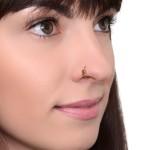 Nose Ring Hoop - Surgical Steel (SKU: PN1111SSH)