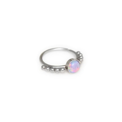 Nose Hoop Ring 20g - 316L surgical steel nose piercing