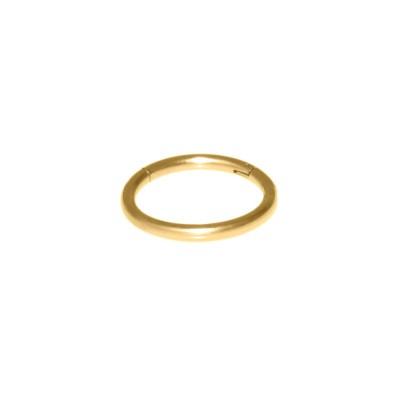 Tragus Clicker Ring - Surgical Steel (SKU: PN0113SSH)