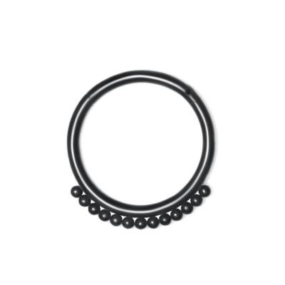 Nipple Clicker Earring - Surgical Steel (SKU: PN2516SSH)