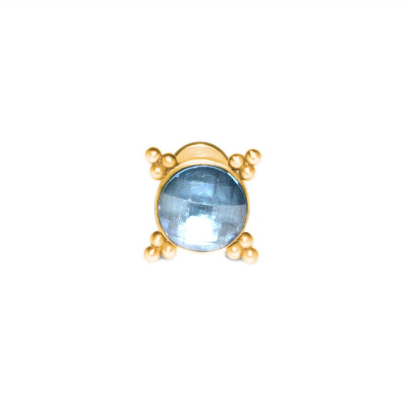 Cartilage Earring Stud With Cz Pn3332 1ssh Buy At
