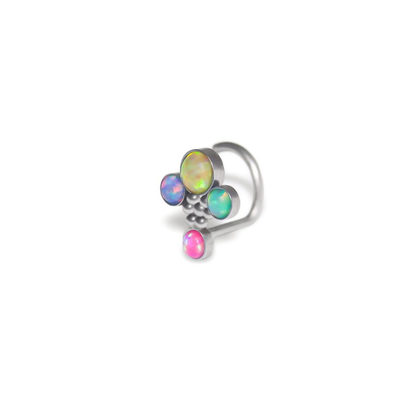 Nose Ring 20g - 316L surgical steel nose stud, nose screw