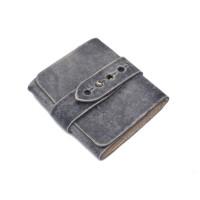 Black Leather Wallet – PN0565L