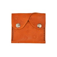 Leather Snap Wallet – PN0621L