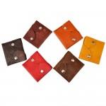 Leather Snap Wallet (SKU: PN0621L)
