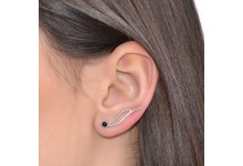 Ear climbers or the best decoration for your ear piercing