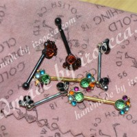Nipple Barbells PN1959SSH & PN1933SSH