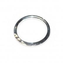 Septum Ring - Hammered Septum Hoop Earring - Sterling Silver either or Rose Gold filled or Gold filled - PN0062P